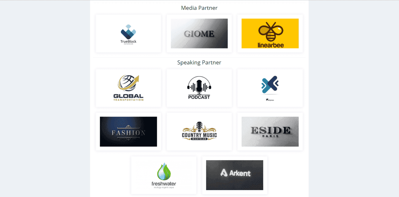 CRM icon with business people